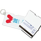 10468 - Thin Card Holder with Clip