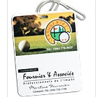 11304 - Golf Bag Tag