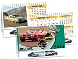 PCA3760 - Memories - Double View Calendar