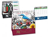 PCA3795 - Touch of Color Calendar