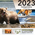 PCA4300 - Hunting and Fishing Calendar