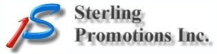 Sterling Promotions Inc. Banner
