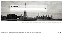 Lycos Web Page