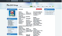 The Seo King Web Page