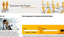 Business Net Pages