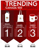 Trending Canada 150 Products