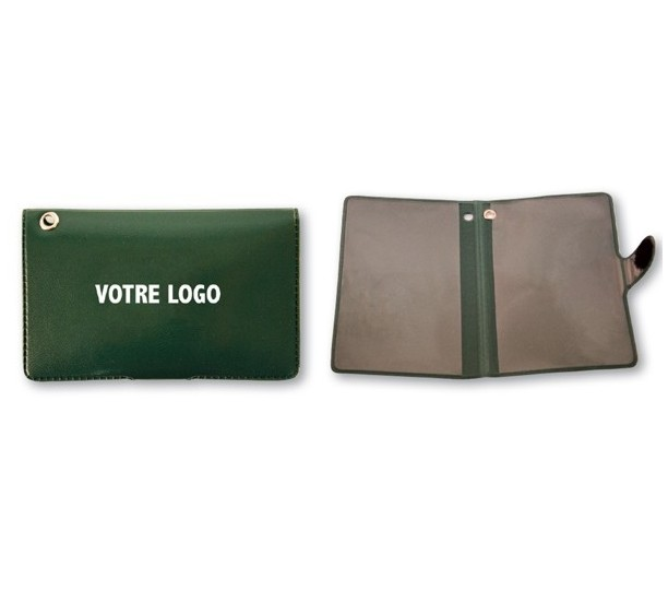 11044126-B - Case for ID Card with Velcro Fastener