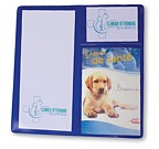 PL-47A-B - Veterinary Health Book Holder