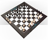 HY5740 - Large Vinyl Chess/Checkers Board