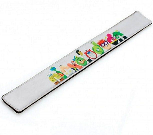 SLBN01 - Slap Bracelets Neoprene Sublimated