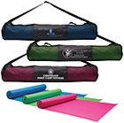 705 - Yoga Fitness Mat & Carrying Case