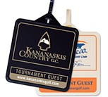 10A-1300 - RESORT BAG TAG-Square