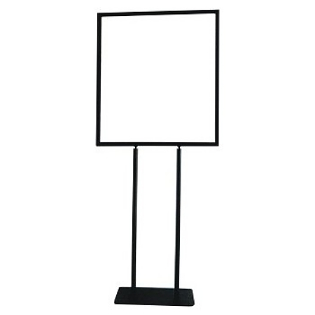 CST-022-B - Black Finish Floor Stand