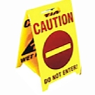 Indoor Caution Signs